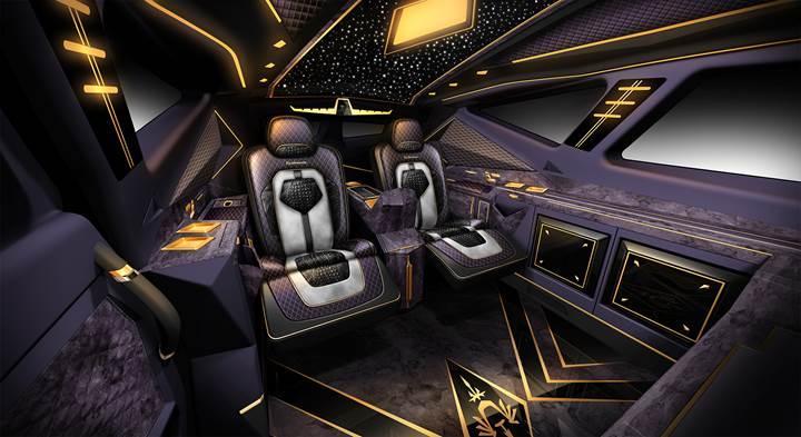Dünyanın en pahalı SUV'u 2 milyon dolar başlangıç fiyatıyla müşteri bekliyor