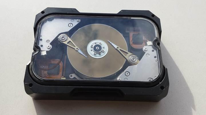 Seagate hard disk sürücülerde 480MB/s transfer hızına ulaştı