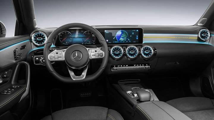 Mercedes A Serisi sedan, Nürburgring'de test ediliyor