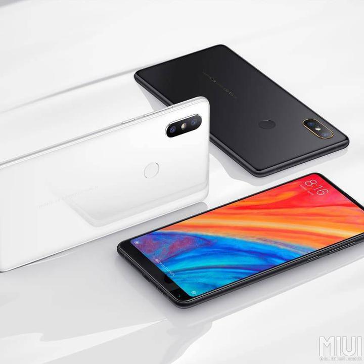 Xiaomi Mi Mix 2S tanıtıldı: İşte özellikleri ve fiyatı