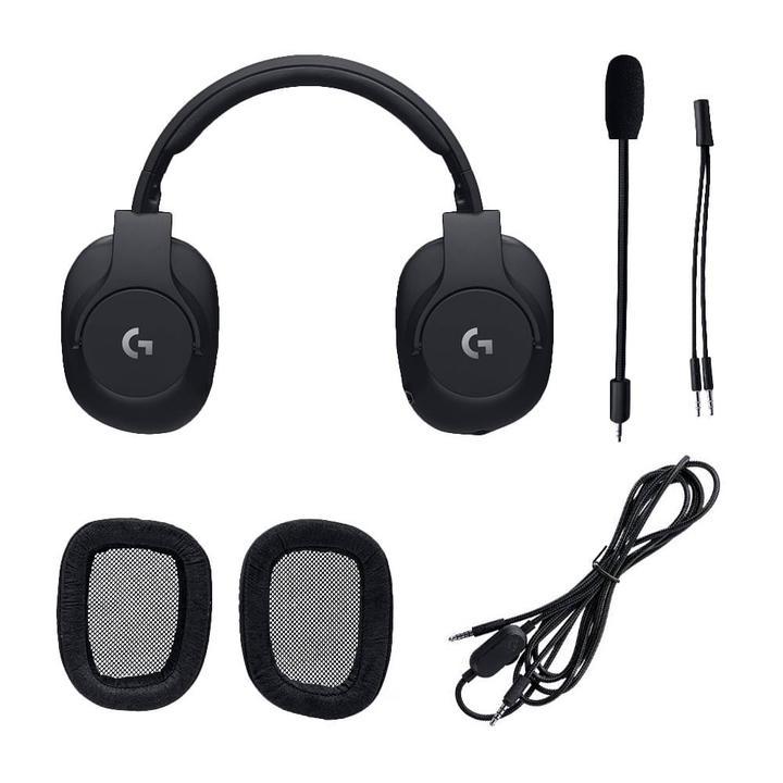 Logitech yeni oyuncu kulaklığını tanıttı: PRO Gaming Headset