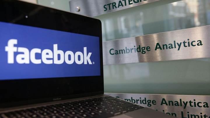 Cambridge Analytica'nın Facebook kullanıcı verilerini tamamen silmediği ortaya çıktı
