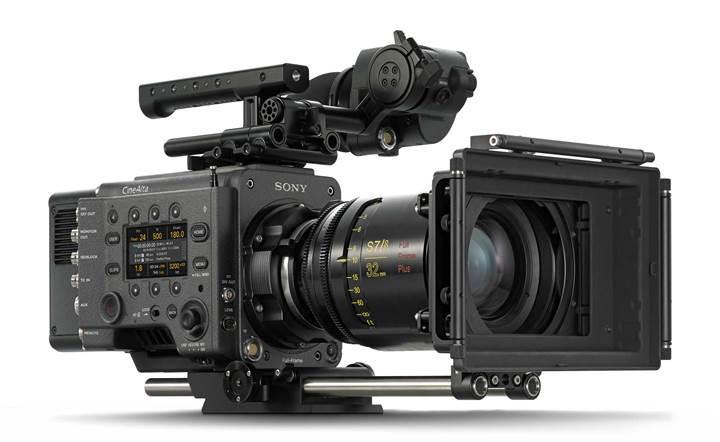 Sony VENICE Full-Frame sinema kamera sisteminin Türkiye lansmanı yapıldı