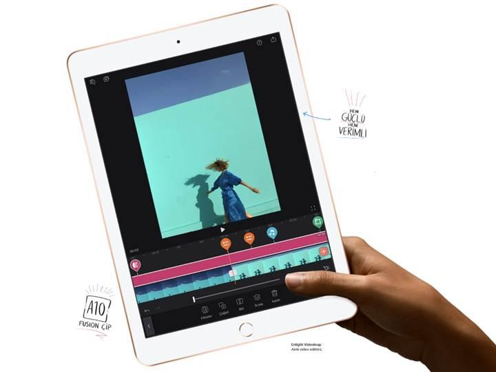 Yeni iPad 9.7 (2018) vs. iPad Pro 10.5 [Karşılaştırma]