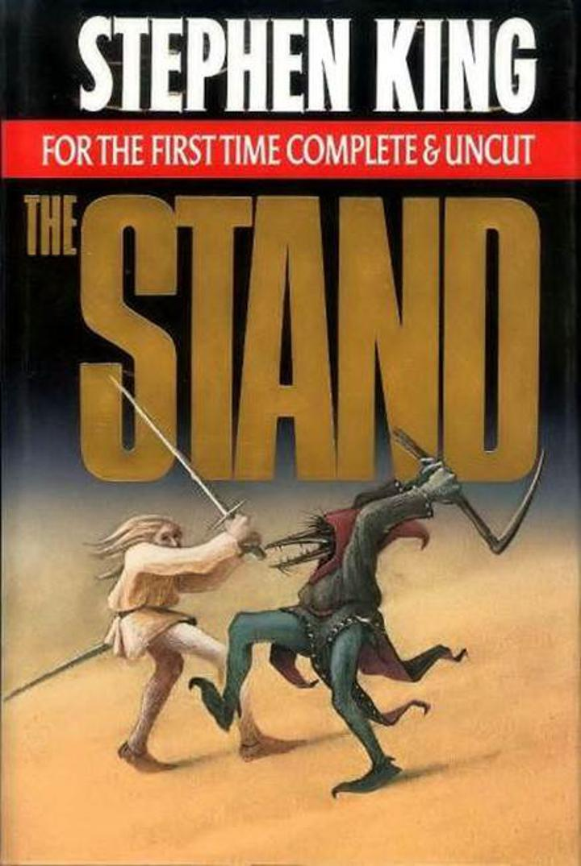 Stephen King'in en sevilen eserlerinden The Stand dizi oluyor