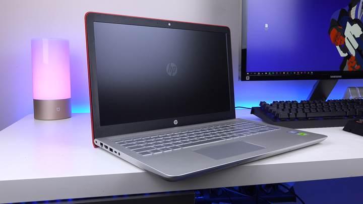 HP Pavillion 15 incelemesi