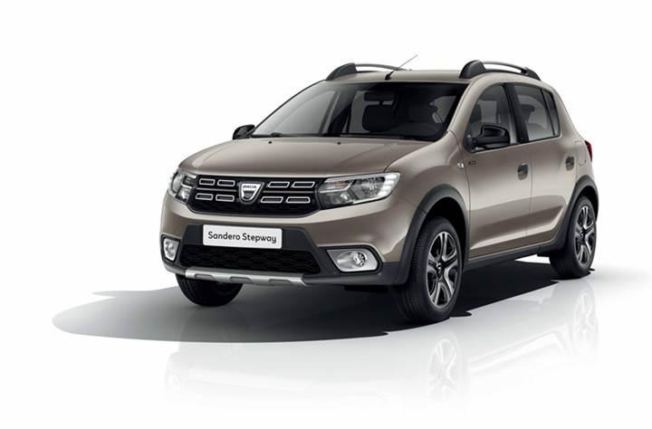 Dacia Sandero Stepway Style paketi Türkiye'de satışa sunuldu