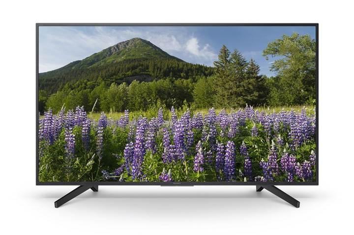 Sony iki yeni 4K HDR televizyon serisini tanıttı