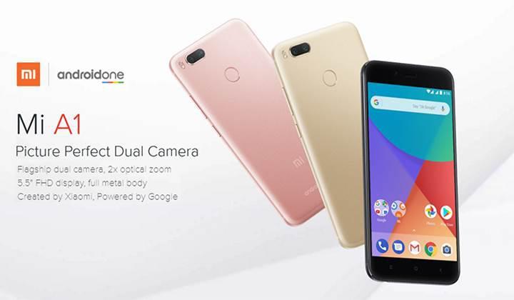 Xiaomi Mi A1, A101 marketlerine geliyor