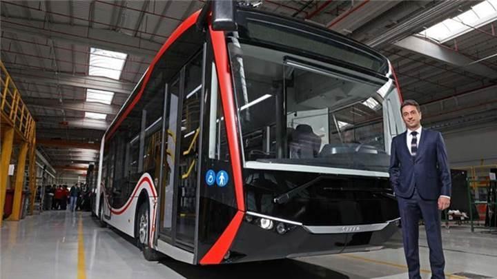 Yeni nesil elektrikli otobüs SILEO, Elazığ ve Manisa'da yola çıkıyor