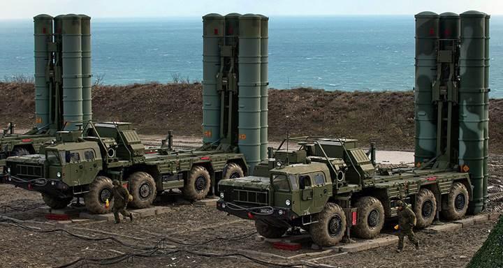 Rusya: Türkiye'nin alacağı S-400 füzelerinin üretimi başladı