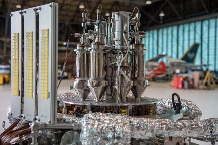Amerika, Mars'a nükleer enerji santrali götürüyor
