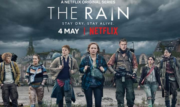 Netflix'in distopik yeni dizisi The Rain'den özel bir video paylaşıldı