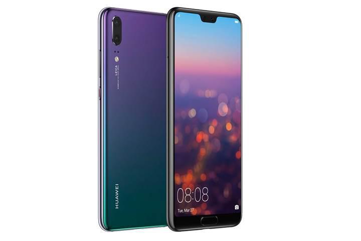 Huawei P20 serisi için özel ekran garantisi