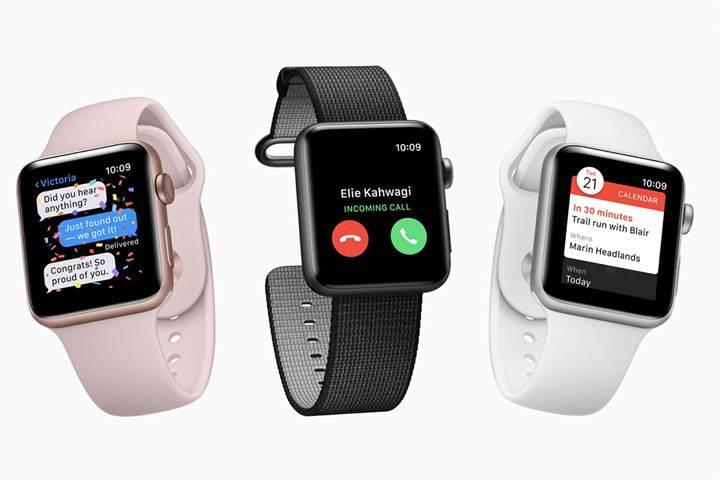 Apple'ın yuvarlak ekranlı bir Apple Watch üzerinde çalıştığı ortaya çıktı