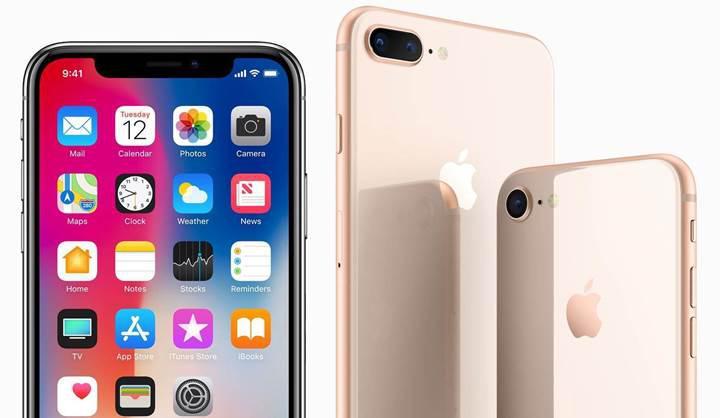 LCD'li yeni iPhone'da LG G7'nin ekranı kullanılabilir