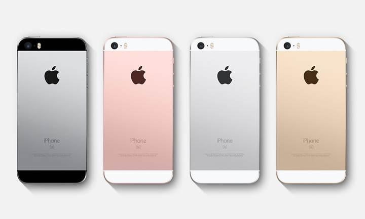 iPhone SE 2'nin çentikli bir fotoğrafı ortaya çıktı
