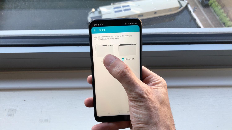 как создать папку на экране на телефоне хонор