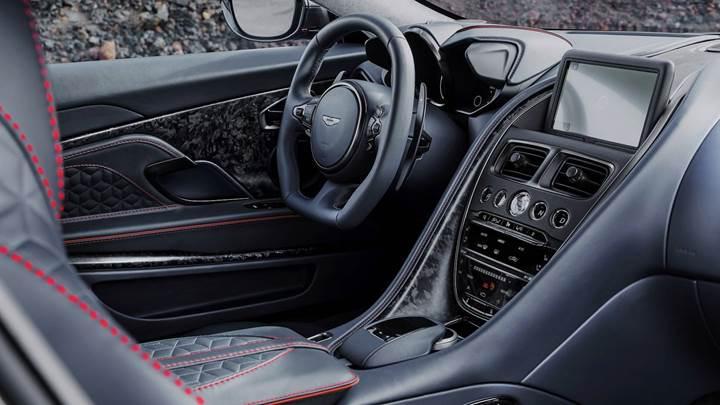 2019 Aston Martin DBS Superleggera tanıtıldı; 715 beygirlik V12 ünite