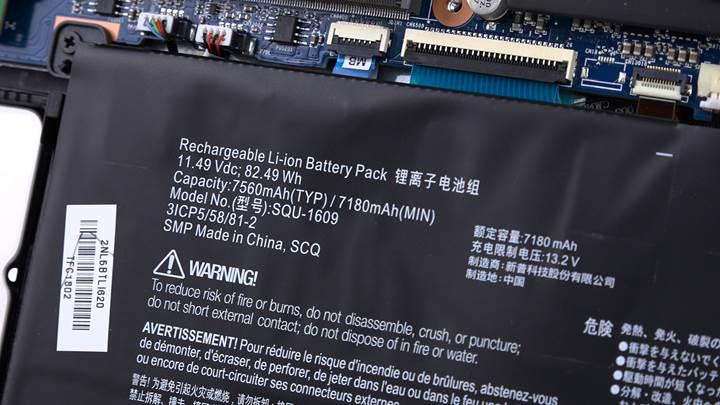 Excalibur G750 Oyuncu Dizüstüsü inceleme