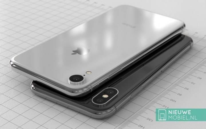 İşte karşınızda yeni iPhone'ların render görselleri