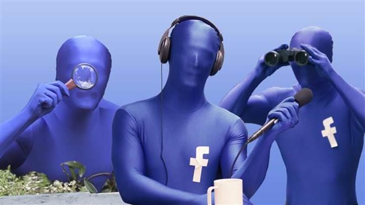 Facebook'un telefonları dinlediği kanıtlanamadı
