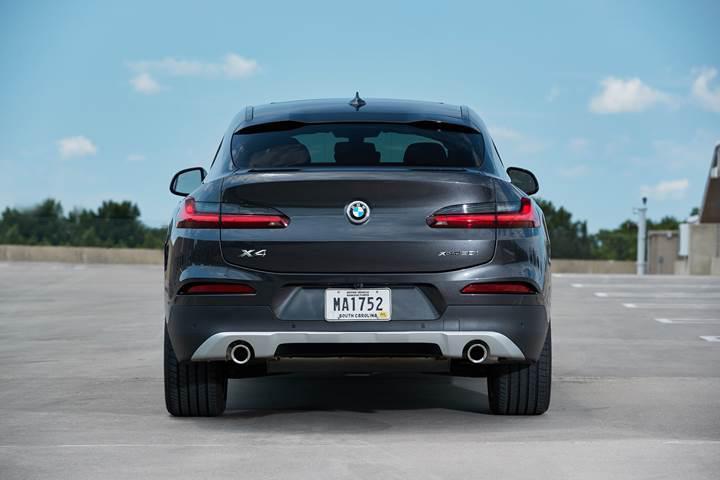 Yeni BMW X4'ün yüzlerce yeni fotoğrafı yayınlandı