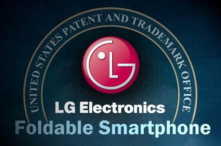 LG'nin katlanabilir akıllı telefonunun tasarımı ortaya çıktı