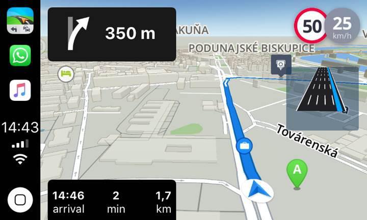 Popüler navigasyon uygulaması Sygic'e CarPlay entegrasyonu geliyor