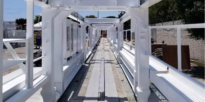 The Boring Company'nin ulaşım sistemi Loop ortaya çıktı