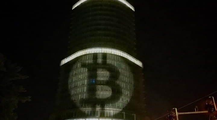 Slovak kripto para topluluğu bankaları hedef aldı [video]