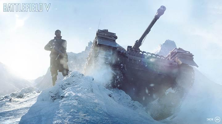 Battlefield 5'in açık betası Eylül ayında yapılacak
