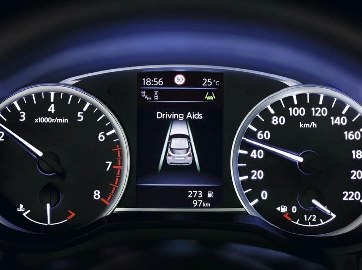 Nissan Micra'ya yeni bilgi-eğlence sistemi ve donanım takviyesi