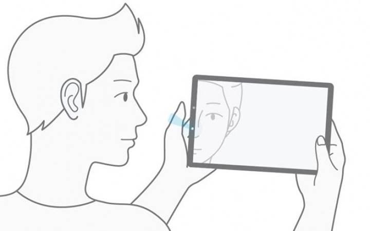 Galaxy Tab S4'ün iris tarayıcısına sahip olacağı onaylandı