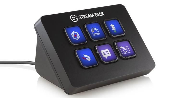 Elgato Stream Deck Mini kontrolcüsü duyuruldu