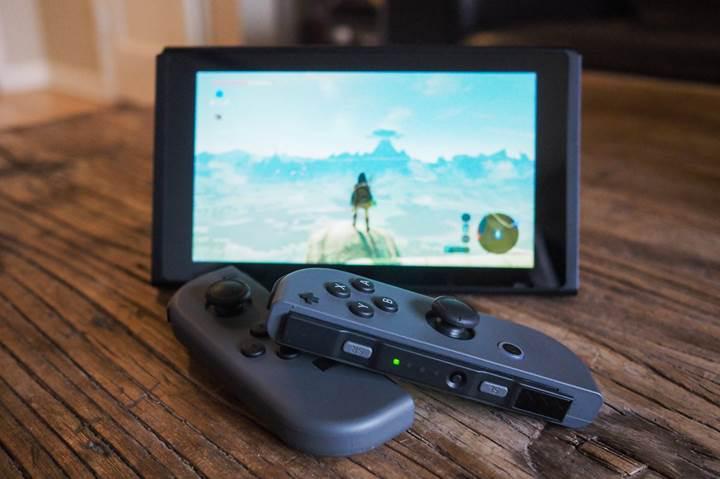 Nintendo Switch satışları 20 milyona ulaştı