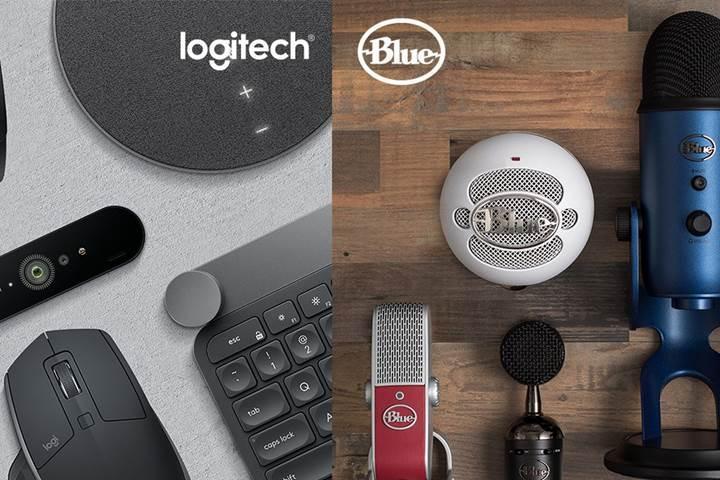 Logitech üst seviye mikrofon üreticisi Blue Microphones'u satın aldı
