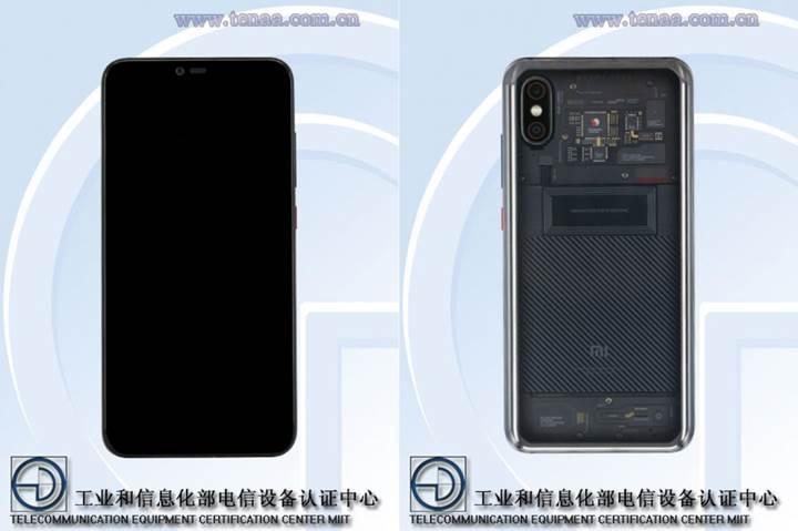 Xiaomi Mi 8 Explorer Edition modelinin küçük çentiklisi geliyor