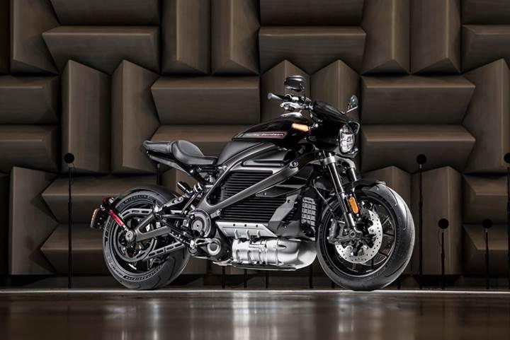 Harley-Davidson'un ilk elektrikli motosikleti 2019'da geliyor