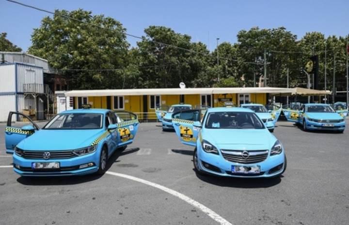 Taksilerdeki D segment şartı Volkswagen Passat'a yaradı