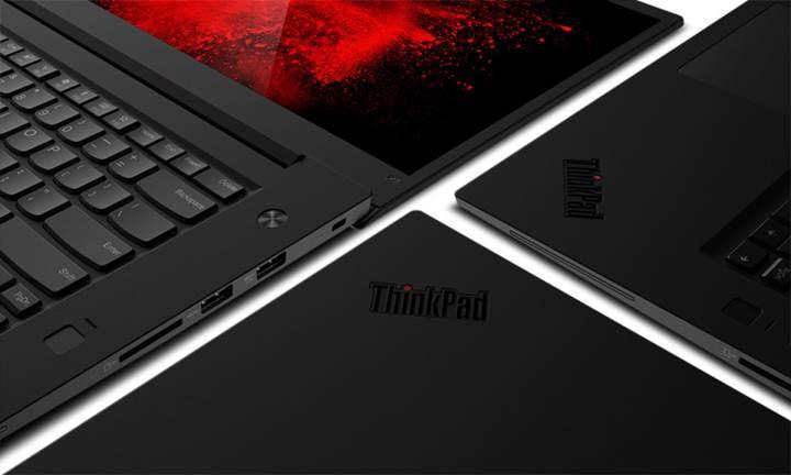 Lenovo yeni Thinkpad P1 ve P72 modellerini duyurdu! İşte özellikleri ve fiyatı