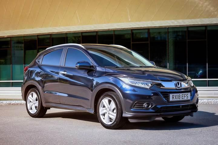 2018 Honda HR-V'nin Avrupa versiyonu tanıtıldı