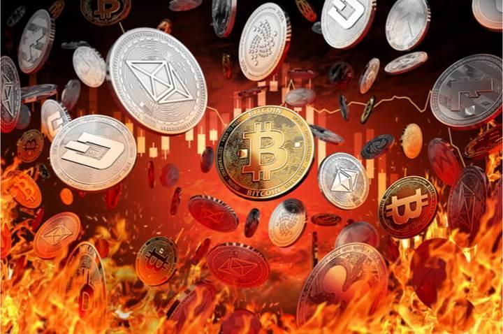 Kripto para piyasasındaki düşü devam ediyor: Ether 300 doların altına düştü