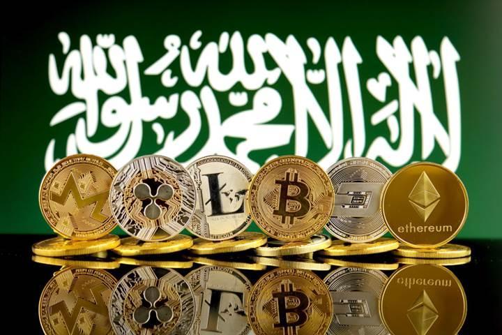 Suudi Arabistan'dan resmi açıklama: Kripto para ticareti yasa dışı