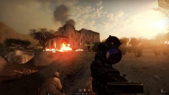 Online savaş simülasyonu Insurgency, kısa bir süreliğine ücretsiz