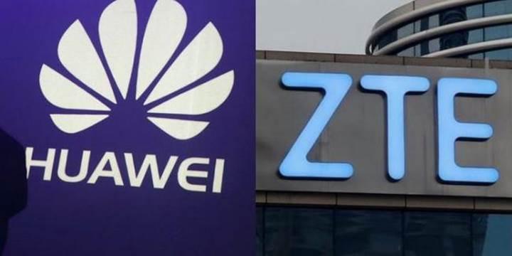 ABD hükümet çalışanlarının Huawei ve ZTE markalı ürünleri kullanması yasaklandı