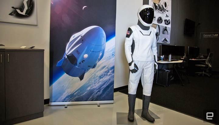 Elon Musk'ın yeni nesil uzay kapsülüne bir de böyle bakın