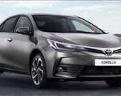2. Toyota Corolla 478.122 adet (%1 artış)