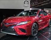 11. Toyota Camry 313.394 adet (%13 artış)