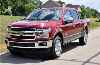 1. Ford F Serisi 534.827 adet (%3 artış)